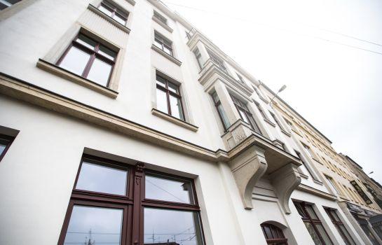 Leipzig: StadtHaus by Hentschels Apartments