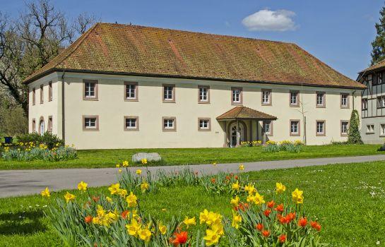 B&B auf  Schlosshotel Beuggen