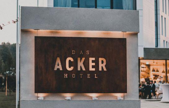Das ACKER Hotel