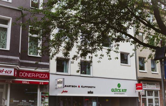 GLÜCK AUF Appartements Rüttenscheider Straße