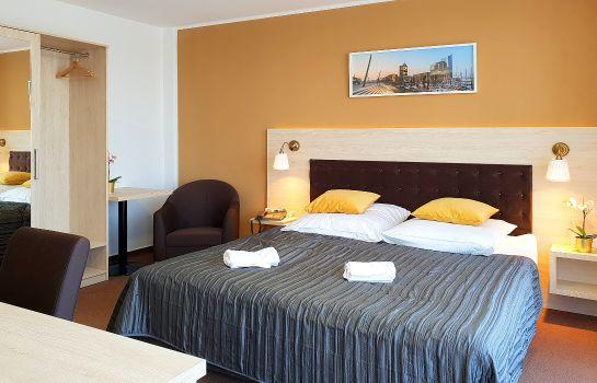 Hamburg: Hotel Denbu