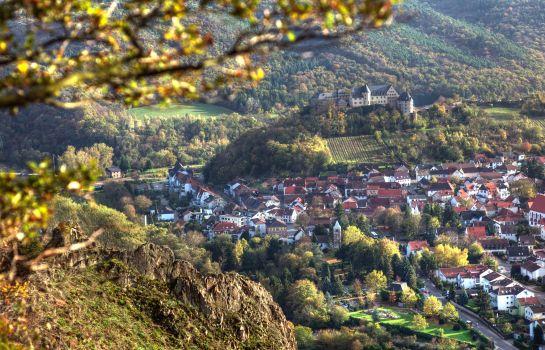 Ev. Familienferien- und Bildungsstätte Ebernburg