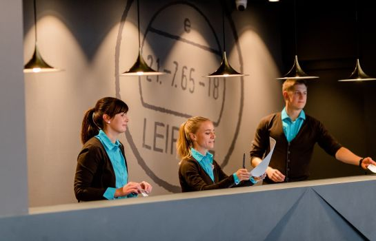 Motel One Leipzig-Post