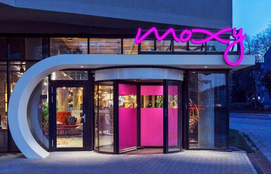 Düsseldorf: Moxy Duesseldorf South