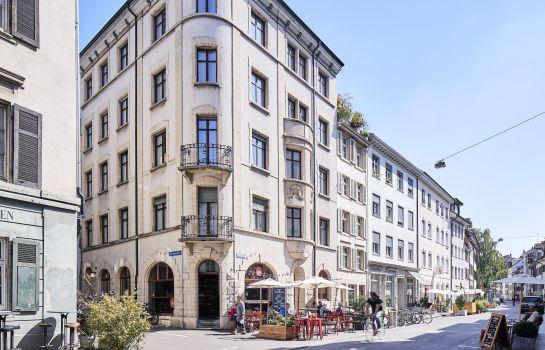 Consum Residence by Krafft Basel