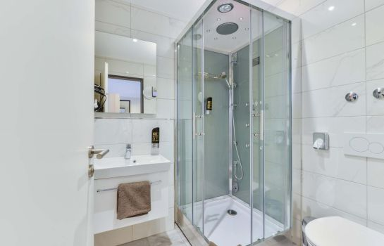 Hotel Lumi-Freiburg im Breisgau-Bathroom