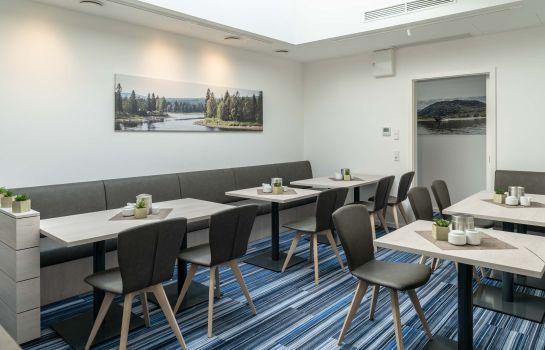 Hotel Lumi-Freiburg im Breisgau-Breakfast room