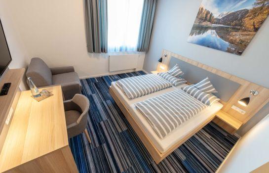 Hotel Lumi-Freiburg im Breisgau-Double room superior