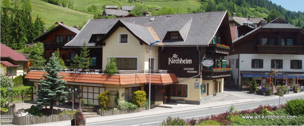 ALT KIRCHHEIM Gasthof Pension Bad Kleinkirchheim Aussenansicht - ALT_KIRCHHEIM_Gasthof-Pension-Bad_Kleinkirchheim-Aussenansicht-1-431426.jpg