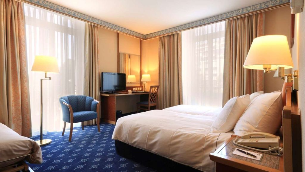 Best Western Plus Hotel Mirabeau Lausanne 4 Sterne Hotel Tiscover