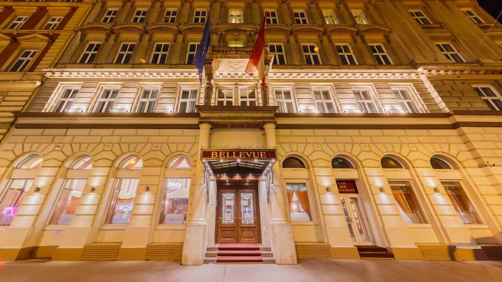 Bellevue Wien Hotel outdoor area - Bellevue-Wien-Hotel_outdoor_area-4-1078.jpg