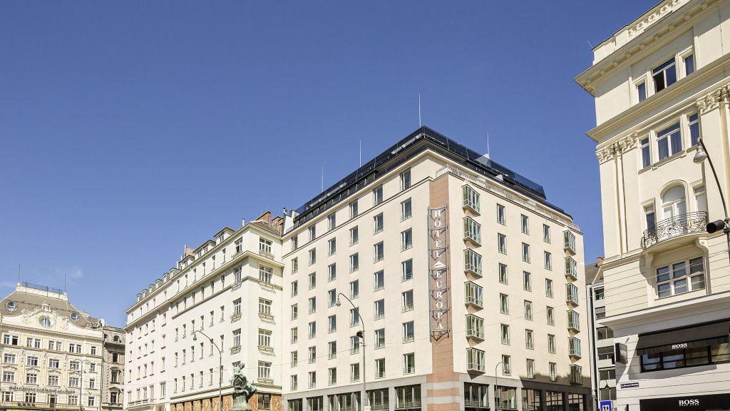 Hotel Wien Zentrum  Sterne