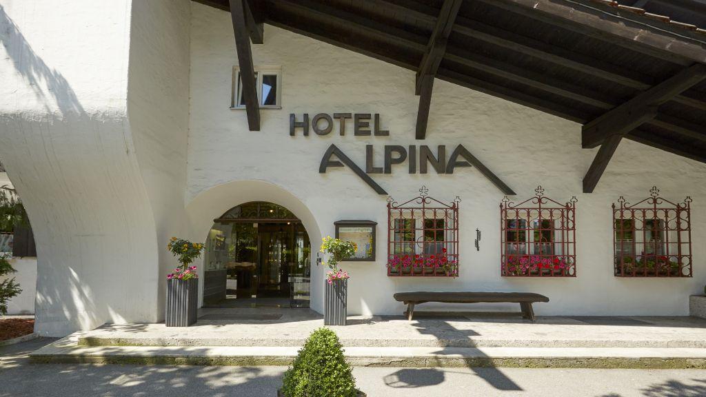 H Hotel Alpina Garmisch Partenkirchen 4 Sterne Hotel Tiscover