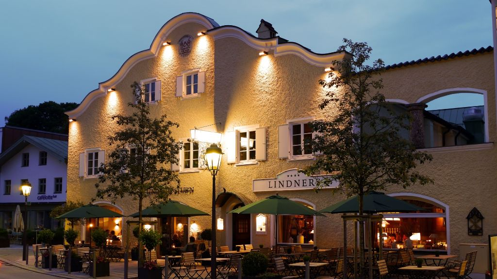 Lindners Hotels & Restaurants, Bad Aibling - 4-Stars Hotel ...