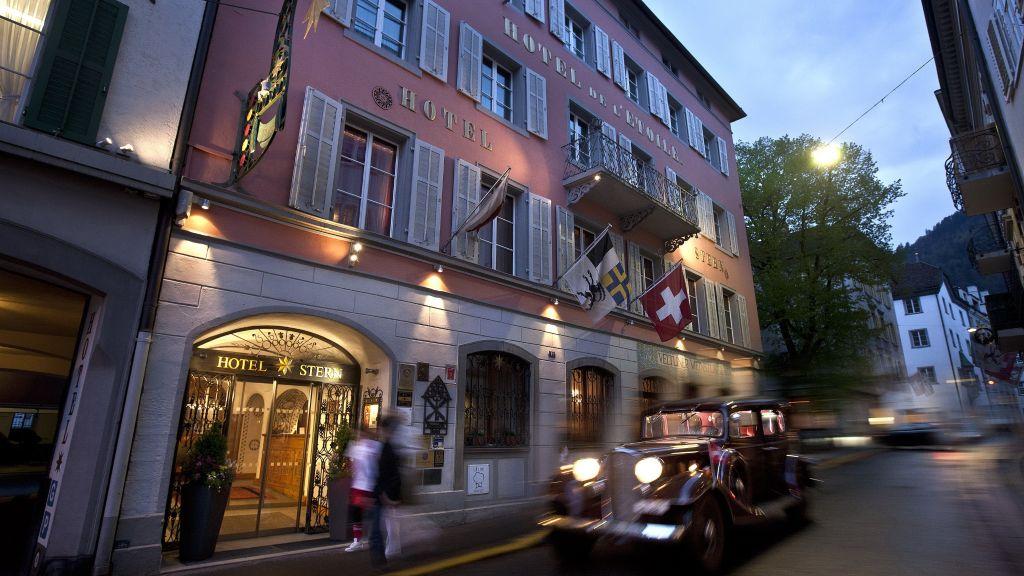 Romantik Hotel Stern Chur Hotel outdoor area - Romantik_Hotel_Stern-Chur-Hotel_outdoor_area-4101.jpg