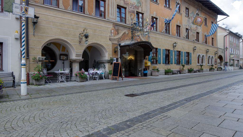 Atlas Grand Hotel Partenkirchen Garmisch Partenkirchen 4 Sterne