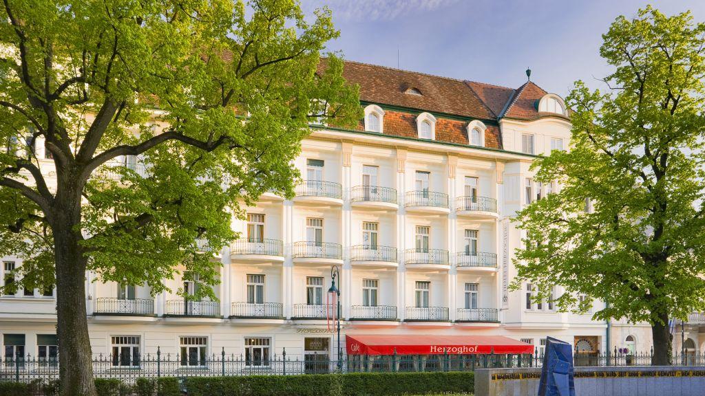 Herzoghof Baden Bei Wien 4 Sterne Hotel Tiscover