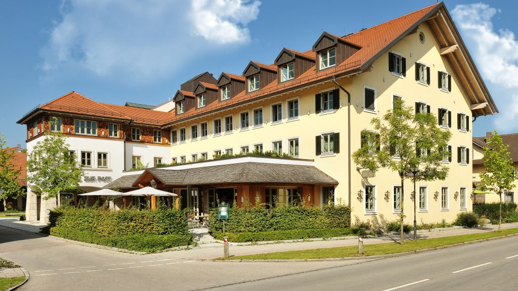 Hotel Zur Post Aschheim Munich