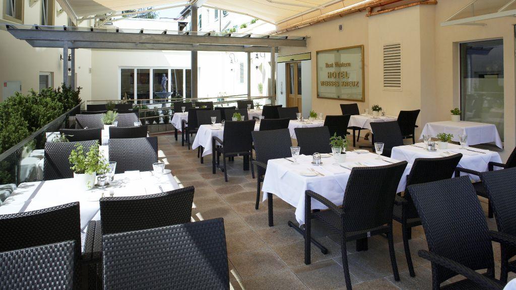 Weisses Kreuz Bregenz Four Star Hotel Tiscover