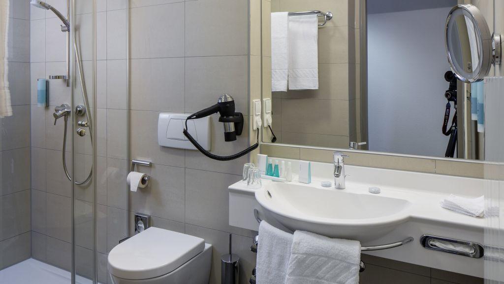 Schön Austria Trend Hotel Europa Salzburg, Salzburg Town   Four Star, Badezimmer  Ideen