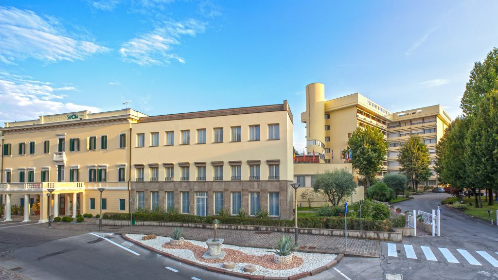 savoia thermae amp spa abano terme 4sterne hotel tiscover