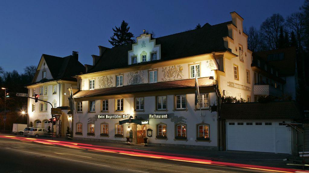 Alpine Hotel Bayerischer Hof