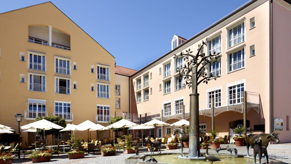 Wellness Hotel Maximilian Bad Griesbach