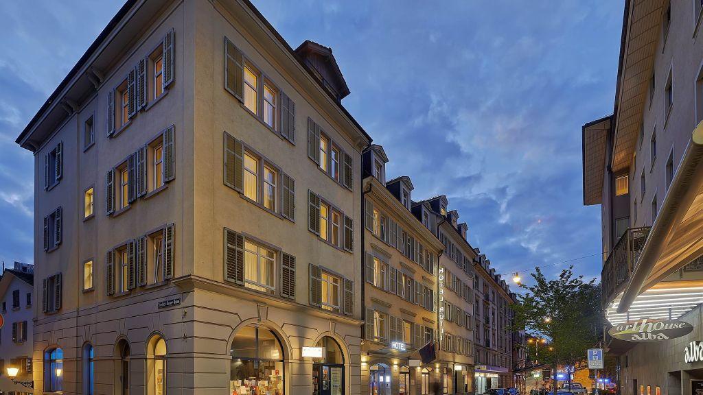 Sorell Hotel Ruetli Zuerich Hotel outdoor area - Sorell_Hotel_Ruetli-Zuerich-Hotel_outdoor_area-1-14076.jpg