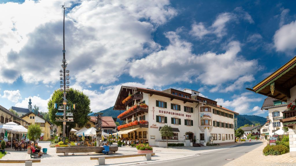 Sterne Hotel Ruhpolding