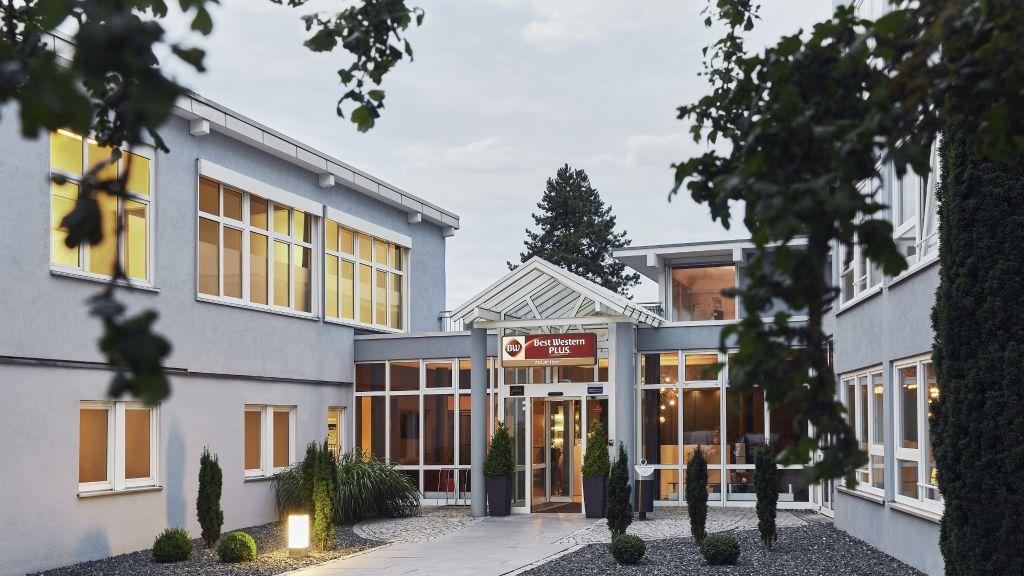 Outdoor Küche Aus Ulm : Best western plus atrium neu ulm sterne hotel tiscover