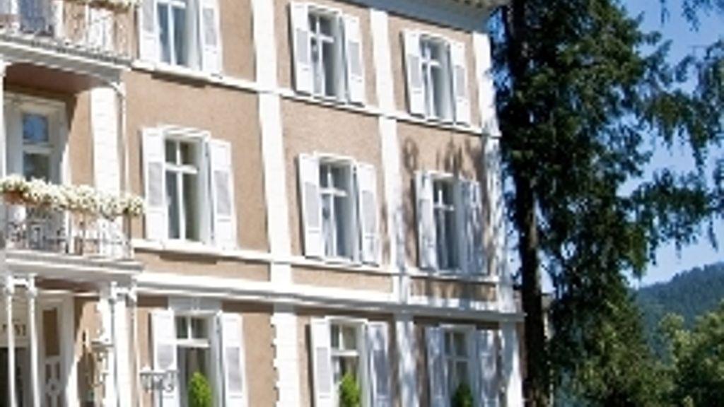 Park Hotel Spa Katharina Badenweiler 4 Sterne Hotel Tiscover
