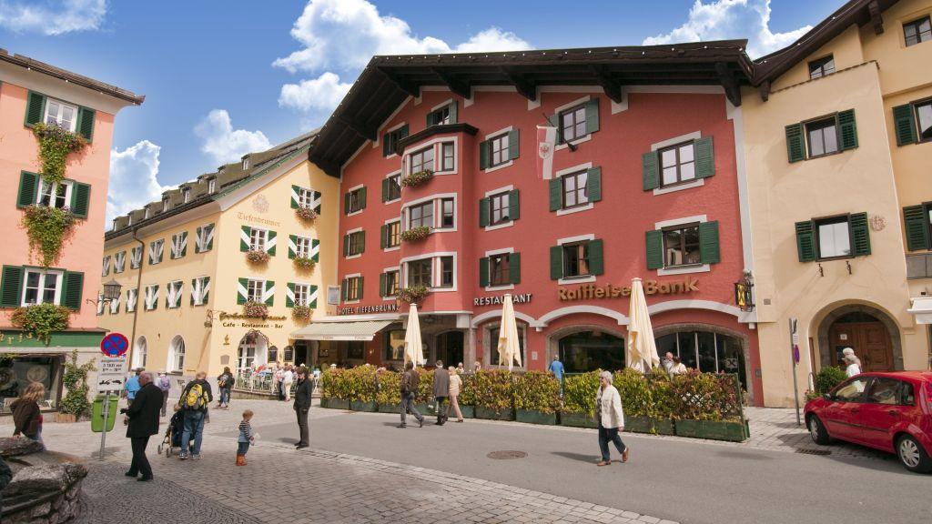 Kitzbuhel Hotels  Sterne