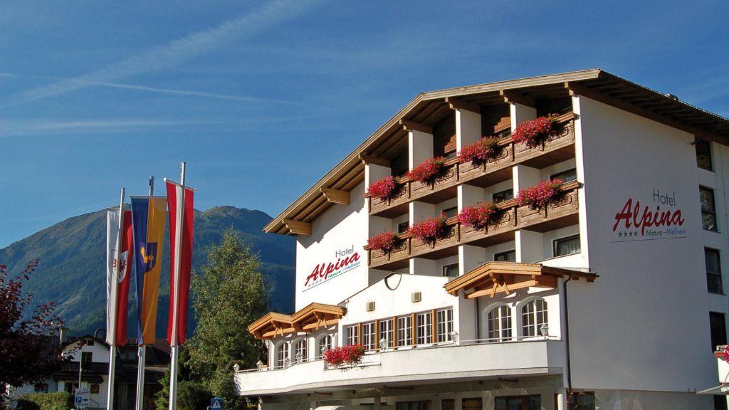 Alpina Resort Nature Wellness Wenns Im Pitztal Four Star Hotel - Alpina hotel