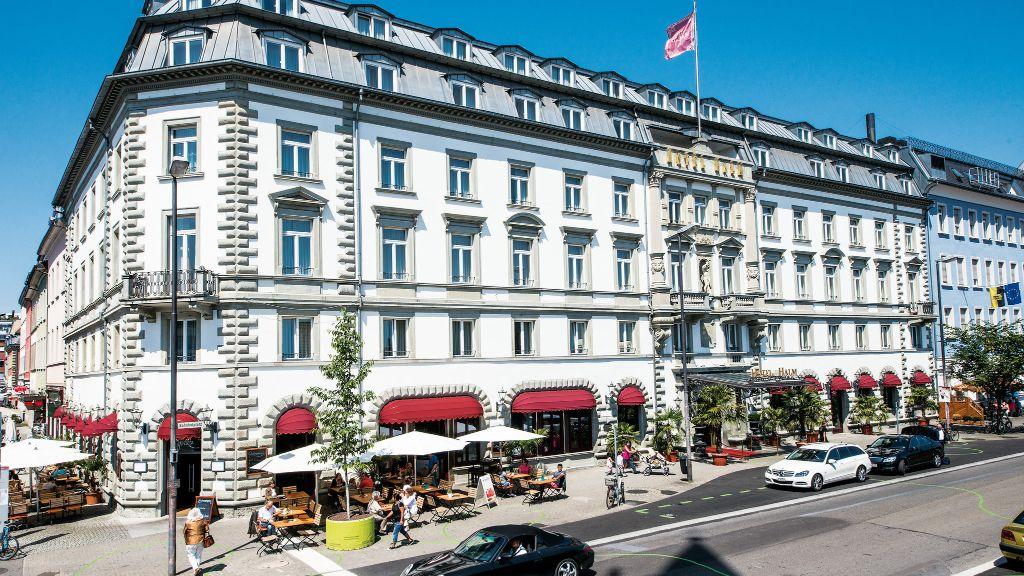 Konstanz  Sterne Hotel