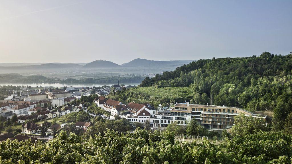 Steigenberger Hotel Spa Krems Krems an der Donau Aussenansicht - Steigenberger_Hotel_Spa_Krems-Krems_an_der_Donau-Aussenansicht-1-25868.jpg