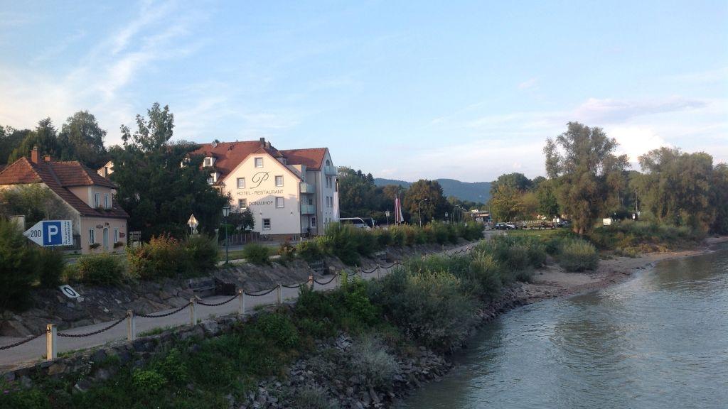 Donauhof Hotel Restaurant Emmersdorf an der Donau Aussenansicht - Donauhof_Hotel-Restaurant-Emmersdorf_an_der_Donau-Aussenansicht-6-25857.jpg