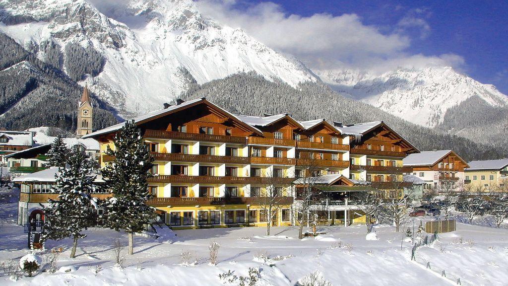 Hotel Matschner Ramsau am Dachstein Aussenansicht - Hotel_Matschner-Ramsau_am_Dachstein-Aussenansicht-1-26053.jpg