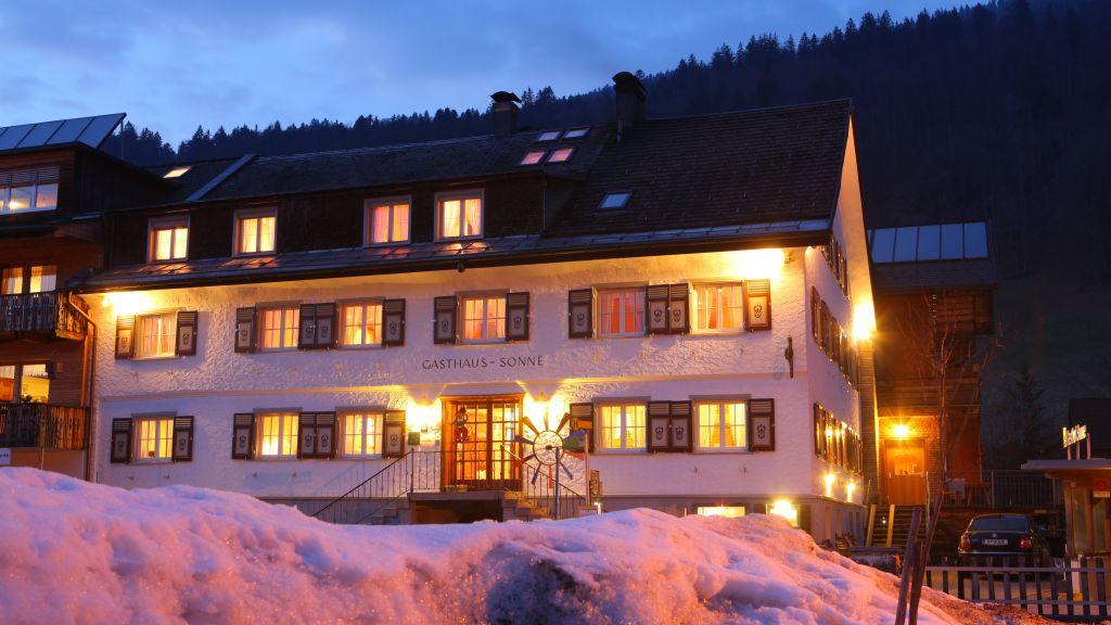 die Sonnigen Hotel Appartments und Familienspass Bezau Exterior view - die_Sonnigen_Hotel_Appartments_und_Familienspass-Bezau-Exterior_view-3-26285.jpg