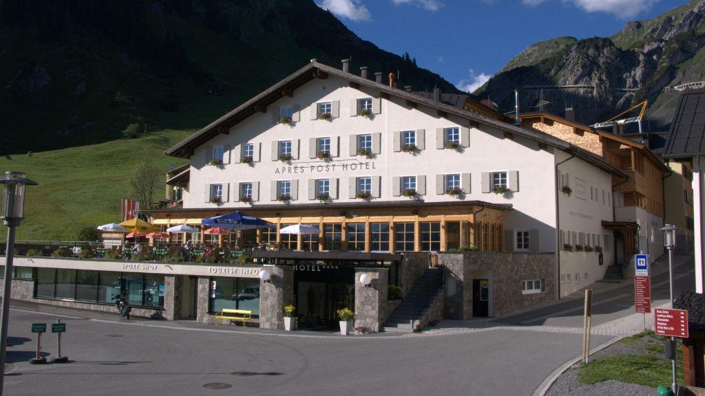Sterne Hotel Arlberg
