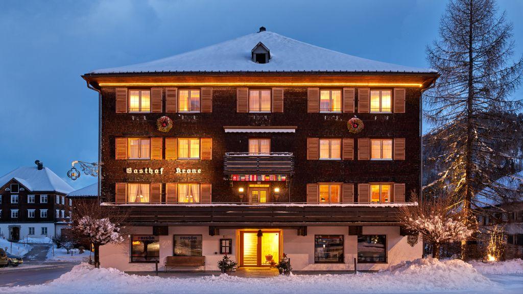 Hotel Gasthof Krone Hittisau Exterior view - Hotel_Gasthof_Krone-Hittisau-Exterior_view-1-26306.jpg
