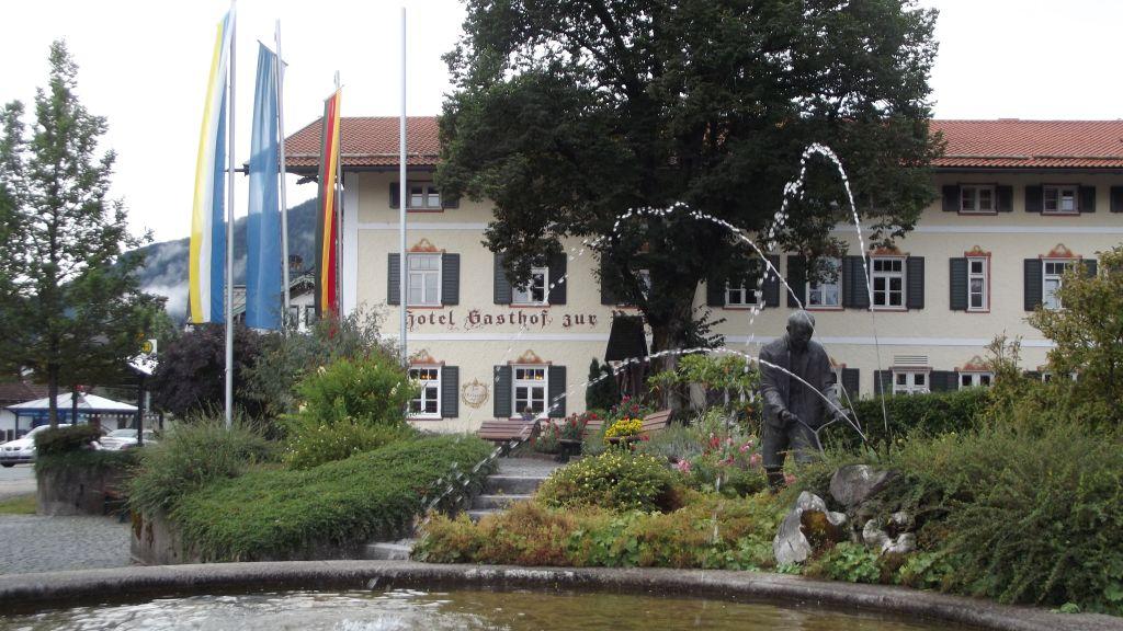 Zur Post Gasthof Bad Wiessee Aussenansicht - Zur_Post_Gasthof-Bad_Wiessee-Aussenansicht-5-26375.jpg