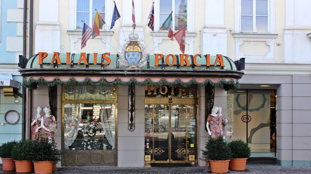 Palais Porcia Klagenfurt am Woerthersee Aussenansicht - Palais_Porcia-Klagenfurt_am_Woerthersee-Aussenansicht-2-29111.jpg