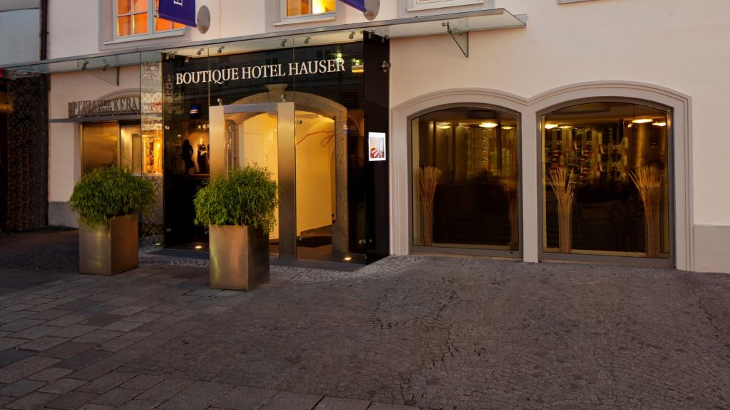 Boutique Hotel Hauser Wels