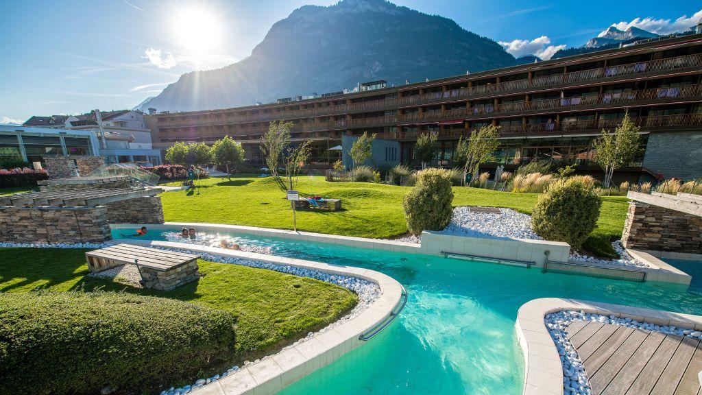 Des Bains de Saillon Saillon Hotel outdoor area - Des_Bains_de_Saillon-Saillon-Hotel_outdoor_area-1-44005.jpg