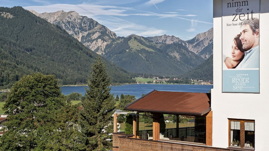 St Georg zum See Eben am Achensee Maurach Aussenansicht - St_Georg_zum_See-Eben_am_Achensee-Maurach-Aussenansicht-8-50202.jpg