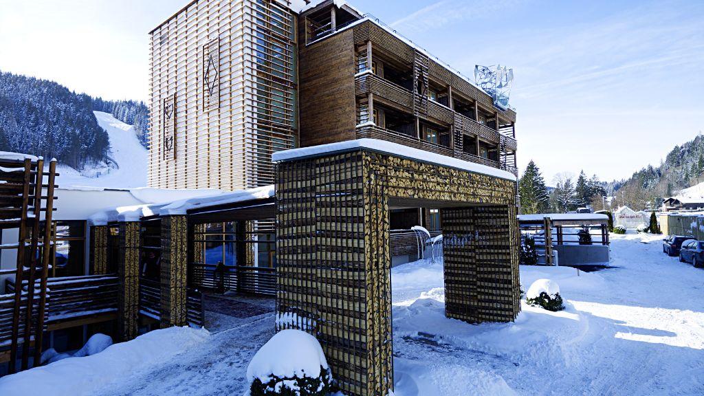 Leogang Hotel Salzburger Hof