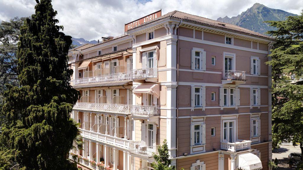 Adria Hotel Spa Meran 4 Sterne Hotel Tiscover