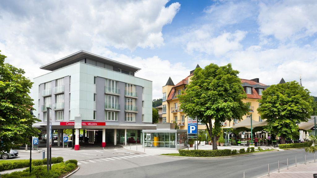Casinohotel Velden Velden am Woerthersee Aussenansicht - Casinohotel_Velden-Velden_am_Woerthersee-Aussenansicht-1-52544.jpg