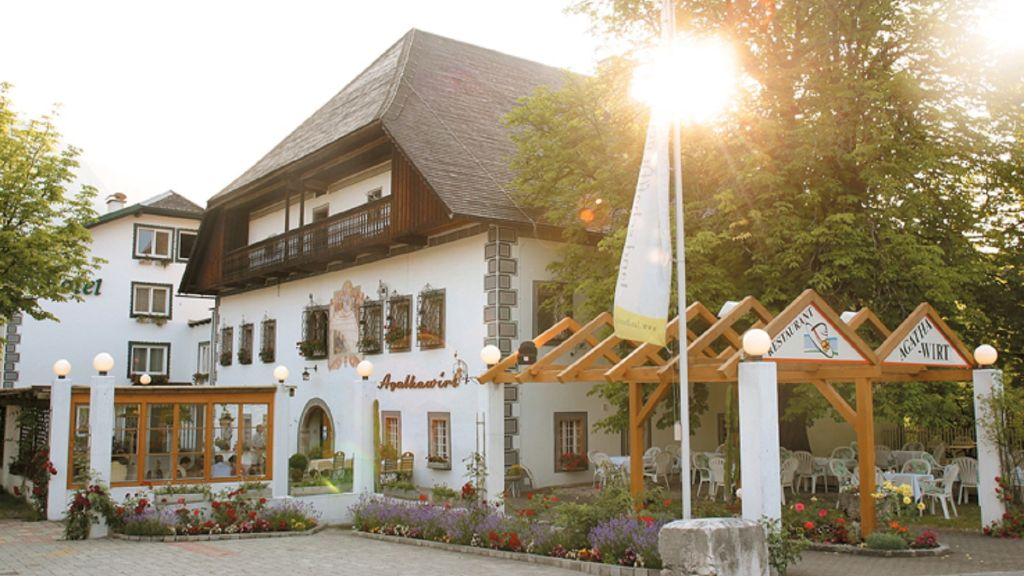 Landhotel Agathawirt Bad Goisern am Hallstaettersee Aussenansicht - Landhotel_Agathawirt-Bad_Goisern_am_Hallstaettersee-Aussenansicht-2-52560.jpg