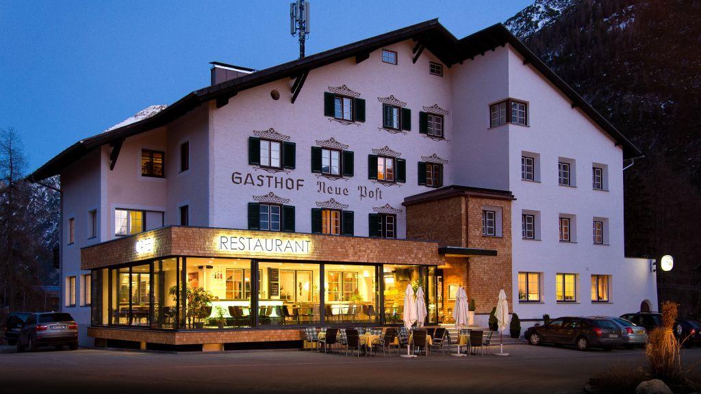 Hotel Neue Post  Holzgau